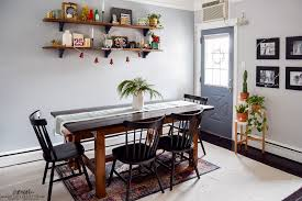 Decorating Our Dining Room For Christmas Best Home Decor Dining Room