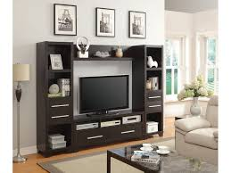 Living Room Tv Console Design Coaster Living Room Tv Console 703301 Galleria Furniture