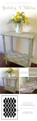 cutting edge furniture. A DIY Moroccan Stenciled And Painted Table Using The Zagora Furniture Stencil From Cutting Edge Stencils E
