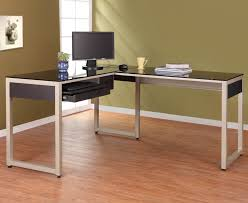 image of small l shaped desk ideas