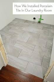 laying tile in bathroom. Laying Tile In Bathroom Best Floor For Home Design Ideas Gray Walls