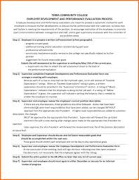 Performance Reviews Examples Goal Goodwinmetals Co Self Review