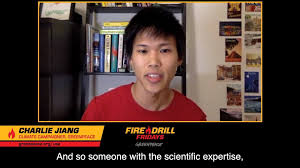 Fire Drill Fridays - Greenpeace Climate Campaigner, Charlie Jiang ...