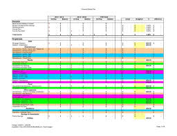 example of personal budget personal budget spreadsheet uk sample personal budget spreadsheet