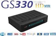 GLOBALSAT GS330 HD - ATUALIZAÇAO 23/07/2015
