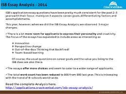 isb essay analysis essay for you isb essay analysis 2014 1