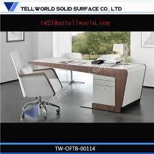 modern office counter table. China Modern Executive Office Counter Table Italian Design Attractive Corian R