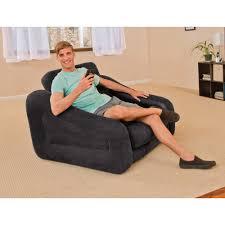 intex inflatable lounge chair. Intex Inflatable Air Chair/Twin Mattress Lounge Chair