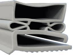 freezer door gasket. tyler cooler and freezer door gasket profile 494 29 1/8 x 64 3/ o