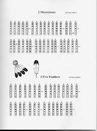 Native American Flute Notes Chart Details About Pdf Files Of 3 Song Books For 5 Hole Native American Flute 59 Songs