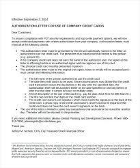 Bank Authorization Letter Format Signatory – Bonsho