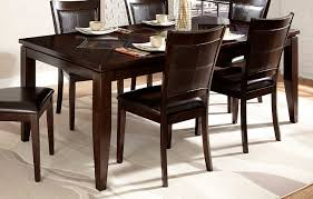 charming dining room furniture using acacia wood dining table fabulous black rectangular acacia wood dining