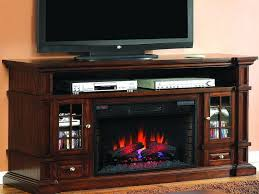 media electric fireplace console cabinet