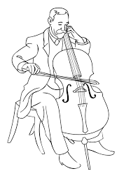 Music Coloring Pages Musical Drums Coloring