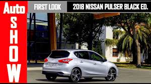 2018 nissan pulsar gtir. simple nissan 2018 nissan pulsar black edition  auto show and nissan pulsar gtir r