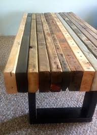 latest reclaimed pallet wood furniture diy pallet wood coffee table
