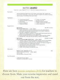 How To Create A Great Resume Create A Good Resume Tips To Create An Effective Resume Free