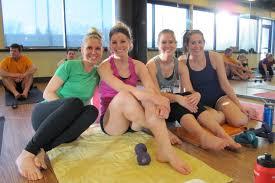 beginner guest day yoga sculpt teacher
