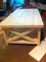 diy rustic outdoor coffee table free woodworking plans 968 1296