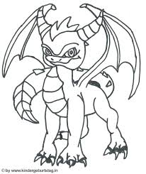 Spyro Coloring Pages Dark Coloring Pages Colouring Dark Coloring