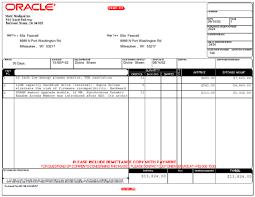 document invoice invoice document