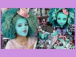 tutorial for cosplay or emma is excited to show you the new honey sw monster high