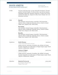 Resume Templates Word 2013 Publicassets Us