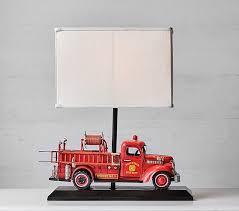 firetruck lamp