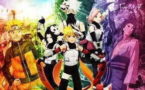 Team 7   Naruto Anbu Team 7