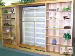 full size of sliding bookcase murphy bed plans wall bedroom for library beds your home