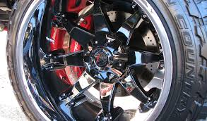 step one is to choose a color for your powder coat some of the most popular colors are black metal and silver come in to california wheels to take a