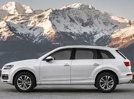 2018 audi q7 white. audi q7 tdi photos every diesel car truck and suv on white 2018 s