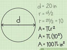 image titled calculate the area of a circle step 7