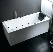 two person freestanding tub best small whirlpool hydrotherapy bathtubs soaking throughout tubs reviews plans 6 2
