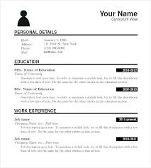 University Student Resume Template Word Free Samples Examples Format