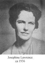 Josephine Lawrence - Adult Fiction