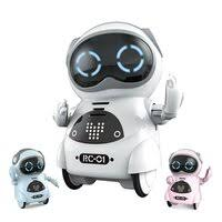 Share your <b>Карманный интерактивный робот Jiabaile</b> - JIA-939A ...
