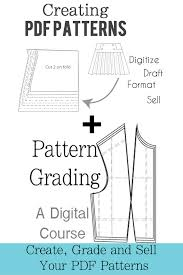Pattern Drafting Gorgeous PDF Pattern Drafting Services And Lessons Melly Sews