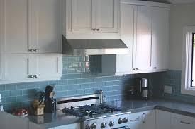 glass tile for backsplash in kitchen kitchen outstanding kitchen blue  subway tile glass full size of