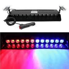 12v Blue Strobe Light Details About 12led Car Emergency Warning Dash Visor Flash Strobe Light Bar Lamps 12v Red Blue