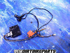 ktm cdi motorcycle parts ktm 250 sx f cdi box wiring harness loom wire coil amr monster 05 06
