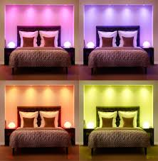 Led Bedroom Lights Decoration How To Optimize Your Home Lighting Design Based On Color Temperature