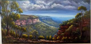 christopher vidal australian landscapes art cl pantings for beginners landscape paintings art