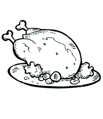 Chicken Coloring Pages Printable Free Rooster Pictures To Print Farm