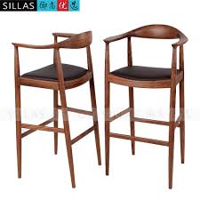 barstool chairs for dining and kitchen decor wooden bar stools natural wood ladder back barstool