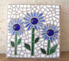 wall art stained glass mosaic art
