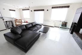 beyond furniture. Beyond-furniture-jet-black-kassel-leather-sofa Beyond Furniture Y
