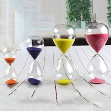 Hourglass Timer Home Decoration Gifts 3 / 5 / 10 / 15 / 30 Minutes ...