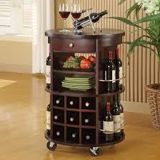 Contemporary Wine Rack tario