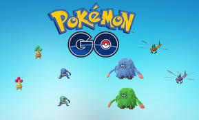 Pokemon Go New Gen 4 Pokemon Assets and Shiny Assets Added